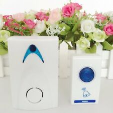 LED Wireless Chime Door Bell Doorbell & Wireles Remote control 32 Tune Songs FY