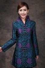 Hot Chinese Traditional Style Women's Jacket Coat Outerwear M L XL XXL 3XL 4XL