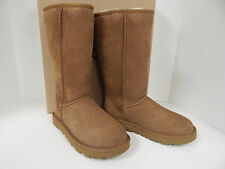 Ugg Australia Classic Tall II Chestnut Suede 1016224 Water Resistant Boots-New