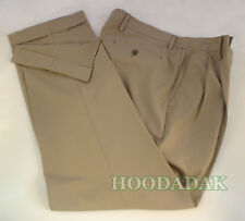 size 36 - 30/32 NWT Michael Kors Men's Dress Pants,  Pleated,  Khaki