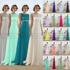 Hot Gorgeous style Bridesmaid Dresses Evening Prom Party Dress Size 6+++++++++18