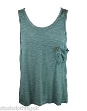 PEARLY KING Men's CHARGE Vest Teal (PKTS082)