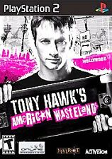 Tony Hawk's American Wasteland (Sony PlayStation 2) PS2 GAME COMPLETE