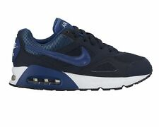 Boys Girls Nike AIR MAX IVO GS 579995 441 Navy Blue Womens Trainers