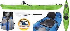Wilderness Systems Tarpon 120 Kayak - Deluxe Package - Lime