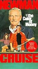 The Color of Money VHS Paul Newman Tom Cruise Mary Elizabeth Mastrantonio 1986