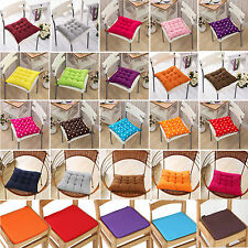 Indoor Outdoor Garden Patio Home Office Sofa Chair Seat Soft Tie On Cushion Pads