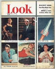 JULY 31, 1951 LOOK MAGAZINE WILLY LEY!