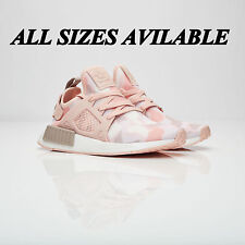 "Adidas NMD XR1 Pink Duck Camo All Sizes UK 3 4 5 6 7 8 9 Limited Crep ""BA7753"""