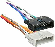 """Pro Trucker Radio Wiring Harness For Chrysler/Jeep 1984-2006 - 7"""" Long"""