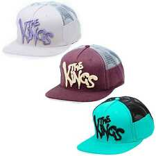 King Apparel Warriors Mesh Snapback Cap