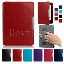 Smart Magnetic Leather Stand Case Cover Auto & Wake Amazon Kindle Paperwhite123