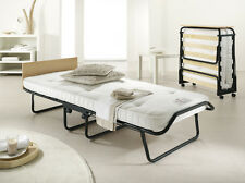 "JAY BE Royal Folding Bed with Pocket Sprung Mattress Single 2ft 6"", & Double 4Ft"
