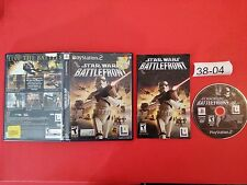 Star Wars Battlefront [Complete CIB] (PS2 Playstation 2) Tested & Working