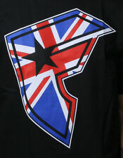Famous Stars & Straps Mens Black or White Great Britain England BOH T-Shirt NWT
