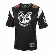 New Zealand Warriors 2016 NRL Mens NFL Gridiron Jersey BNWT Rugby League Top