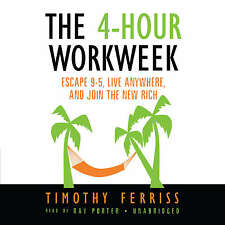 The 4-Hour Workweek by Timothy Ferriss CD 2007 Unabridged