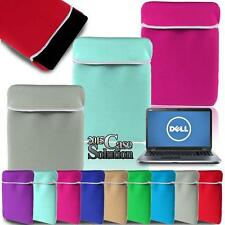 "Neoprene Sleeve Cover case Bag Pouch For 15.6"" Dell Chromebook Laptop Notebook"