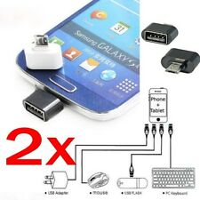 VeSta Micro USB To USB 2.0 Adapter Mini OTG 5 Pin Converter For Android Adapter