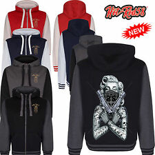 Hotrod 58 Marilyn Monroe Vintage Rockabilly Retro Hoody Hoodie zipper Jacket 147