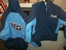 TENNESSEE TITANS YOUTH JACKET  *NWT* Reebok Youth S, M, L, XL