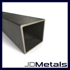 Mild Steel Box Section | 50mm x 50mm x 2.5mm | 500mm-3000mm Length