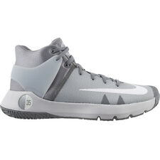 NIKE MENS KD TREY 5 IV BASKETBALL GREY WHITE SHOES **FREE POST AUSTRALIA