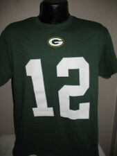 NFL Green Bay Packers Aaron Rodgers #12 Jersey T Shirt Mens Nwt Name & Number
