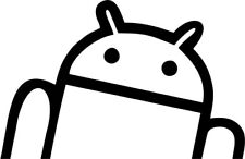 Android - Vinyl Car Window and Laptop Decal Sticker