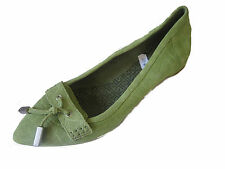 """LADIES LIME GREEN ROCKPORT SHOES """"BF316"""""""