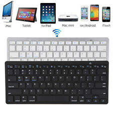 Wireless Bluetooth 3.0 Keyboard for Apple iPad 2 3 4 Ipad air 1 2 Laptop Phone
