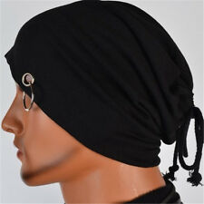 Unisex Winter Men And Women Hip-Hop Turban Hats With Ring Head Cap