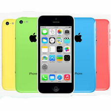 "Original- Apple iPhone 5C/5/4S 8/16/32/64GB ""Factory Unlocked"" Smartphone AA+ GO"