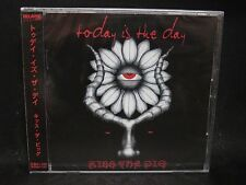 TODAY IS THE DAY Kiss The Pig JAPAN CD Mastodon Lamb Of God Hate Eternal Amber A