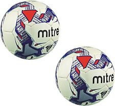 2 x MITRE MINI SOCCER MATCH BALLS - Size 3 or 4