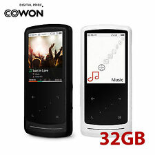 "COWON iAUDIO 9 Plus 2"" LCD Touch 320x240 MP3 Digital Media Player 32GB 2 Colors"