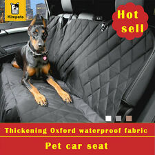 Hot Sell Pet Waterproof Fabric Car Seat Good Quality Fabric Dog mat Seat Cover