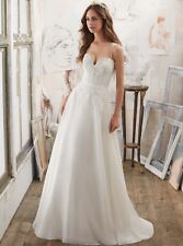 Satin Sweetheart A-Line Wedding Dress UK- Made to measure for a perfect fit