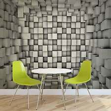 WALL MURAL PHOTO WALLPAPER XXL Abstract Modern Grey Pattern (2505WS)