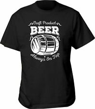 t shirt pub beer gift funny mens rugby alcohol present weekend drink stag BEER
