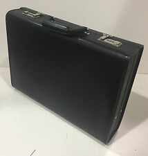 """New KORCHMAR Classic 4"""" A1141 Monroe Leather Briefcase Attache $570"""
