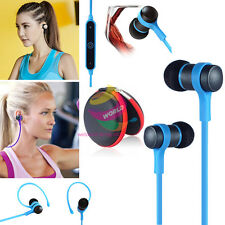 Blue -ZH47 Wireless Bluetooth Headset Sports Earphone Earphone For Call Phone