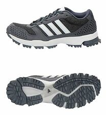 NWT Adidas Women Shoes Marathon 10 Trail M Running Training Run Grey Shoe B54286