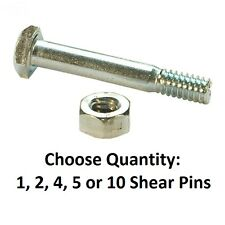 Shear Pins For 732003 832002 832003 916003 916302 916303 920001 920002 920003