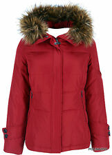 Calvin Klein coat Hooded Puffer RED Down Jacket Coat 2017 NWT XS пуховик OBO