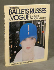 Lepape, Claude; / From the Ballets Russes to Vogue The art of Georges 1st ed