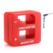 Magnetizer Demagnetizer Magnetic Tool For Screwdriver Tips Screw Bit QTY Select