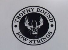 Parker compound bow string Custom Colors Trophy Bound Strings various model bows