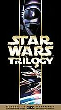 Star Wars Trilogy [VHS] by Mark Hamill, Carrie Fisher, Harrison Ford