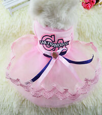Small Teacup Dog Dress Pet Clothing Puppy Shirt Vest chihuahua yorkie XS//S/M